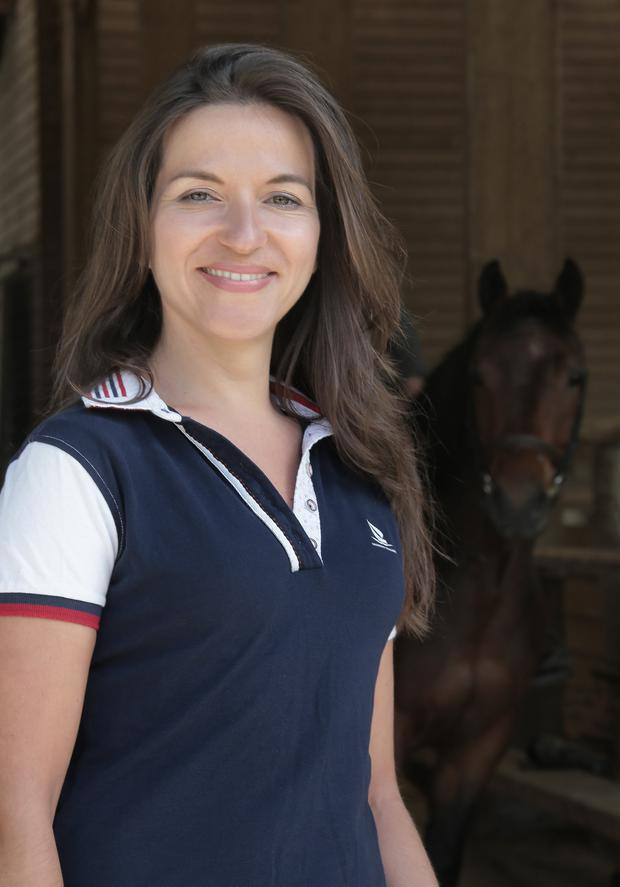 Horses for courses: 'Every horse and situation is different,' says Anne de Sainte Marie, La Cense's strategic director