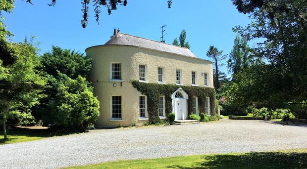 The period residence, which was built in the 1780s, needs modernisation