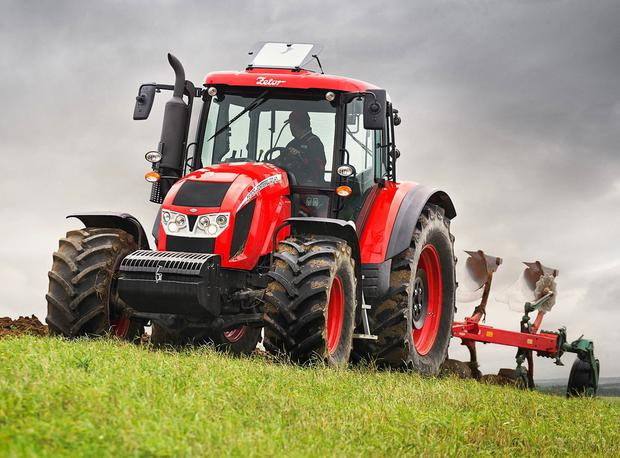 One of the two runners-up in the three-model finalist line-up this year was Zetor's Forterra HSX 140