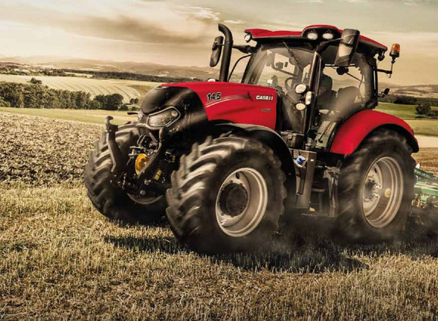 The Maxxum 145 Multicontroller achieved the lowest specific fuel consumption ever recorded for a four-cylinder tractor last year