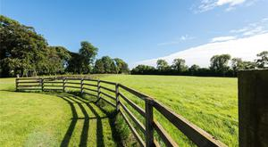 The 18th century residence near Duleek was completely restored in 2002 and the land consists of 102ac mainly in grazing