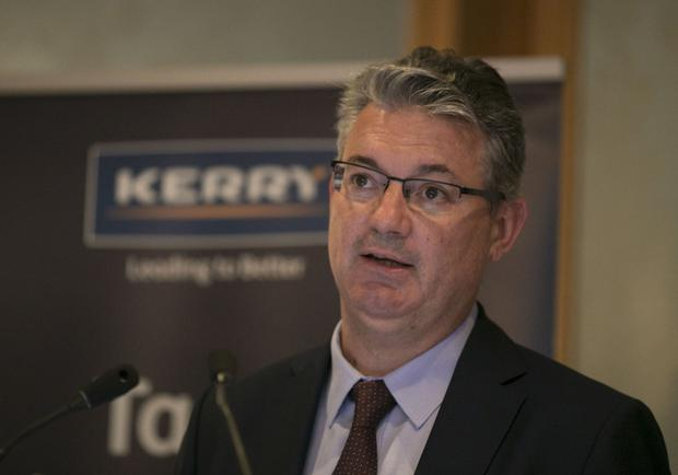 Kerry Group chief executive Edmond Scanlon