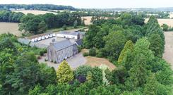 Kilgibbon House on 199ac near Enniscorthy in Wexford sold at auction in August making €1.76m