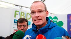 Minister Simon Coveney