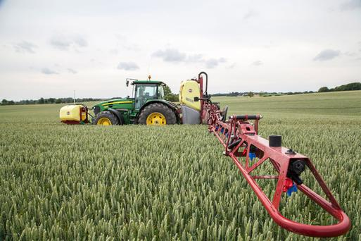 Hardi's new Mega sprayer will be unveiled on the IAM stand at the FTMTA Machinery Show