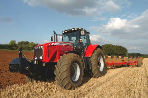 Massey Ferguson remains the market leader; the cornerstone of its success is a widening range of versatile stockman and loader tractor options