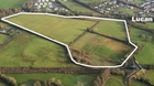 The 39ac parcel of ground near Clonee is currently zoned for agricultural usage but has future development potential