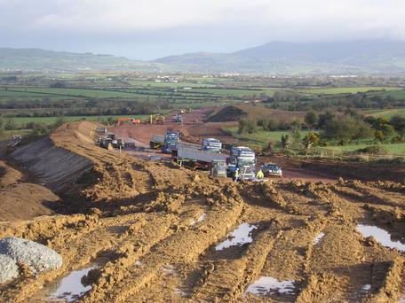 A considerable amount of farmland could be subject to CPOs for road projects in the Ireland 2040 plan