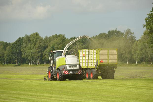 Paying in advance farmers can save €500 on 50 acres of silage
