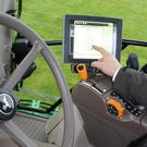 John Deere displays and GPS receivers have become more susceptible to theft