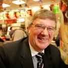 Fast food chain will spend €50m on locally sourced raw materials by 2021. Pat McDonagh. Photo: Gerry Mooney