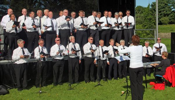 Cavan Rugby Club Choir