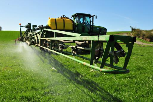 It was confirmed last week that an exceedance for the herbicide glyphosate has been detected in the public drinking water supply in Newport, Co. Mayo.