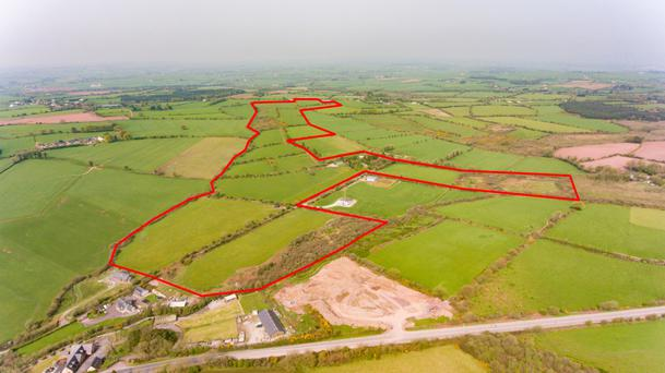 An 80ac residential farm in Cork sold at auction last week, making €1.205m or €15,000/ac.
