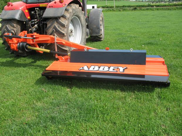 The Abbey Machinery topper line-up ranges in price from €1,250, including up to €4,500 including VAT.