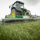 It's vital to ask your dealer about the cutting height adjustment when buying a topper