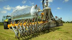 Low-emission slurry spreading major part of new plan.