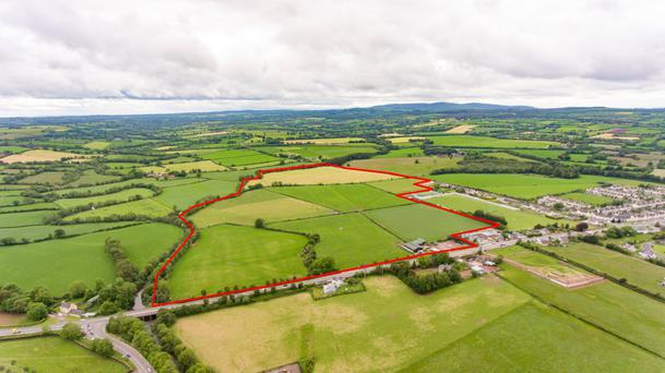 Dairy spreads: The 95ac holding in Rathcormac has a guide price of €15,000 per acre