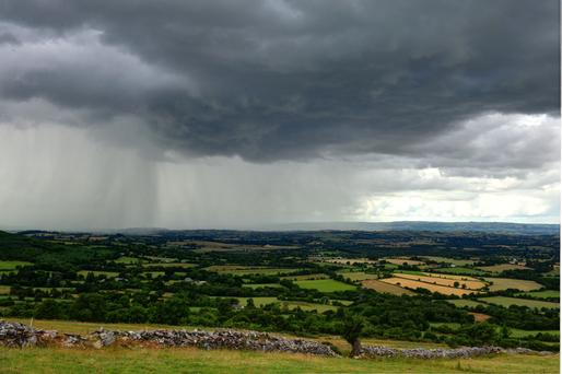 Dark clouds: Agriculture emissions account for a third of the national total. Photo by Roger Jones