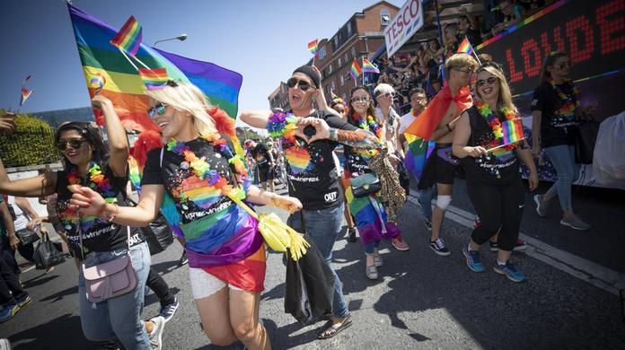 Thousands expected to turn out for Dublin Pride parade today