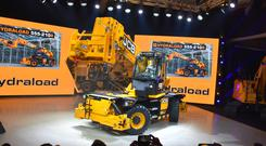 Get a load of this: JCB says it has designed the Hydraload rotating telehandler to meet the needs of specialist lifting contractors