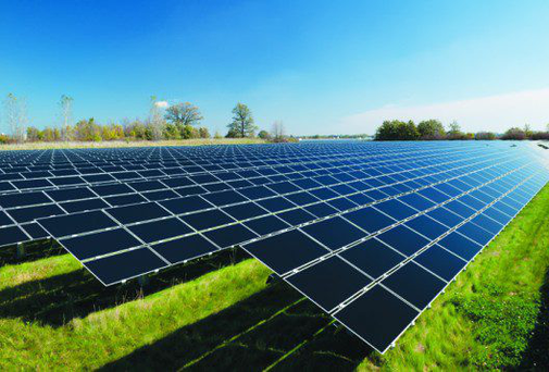 Sun rise: New solar project gets go-ahead on 23-hectare site in Cork. (stock image)