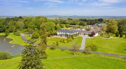 Palatial: Kilfrush Stud on 286ac is located near Hospital, Co Limerick, and negotiations on a sale are ongoing after two parties bid it to €6.1m at auction last week