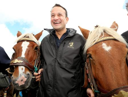 Taoiseach Leo Varadkar says that underlying issues in the beef industry are to blame for the low prices that farmers are receiving