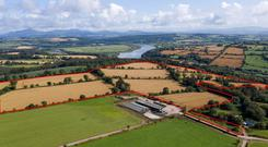 Hill of Golf: There will be wide interest in this 74ac non-residential tillage farm in west Waterford