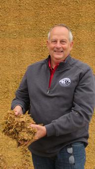 Valuable lessons: Lloyd Holterman says of his 1,300-strong herd