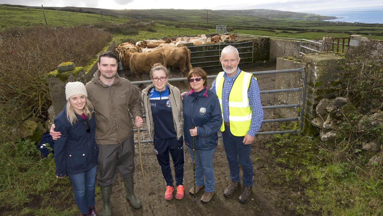 'Farming in places like the Burren is more than just about food production'