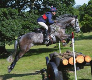 Ballinglen Eddie, by Rebel Mountain, has qualified for the Grassroots Championships at Badminton next year with his owner/rider Lucy Spence
