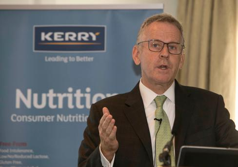 Group will look at acquisitions that 'tick the boxes', said chief executive Stan McCarthy