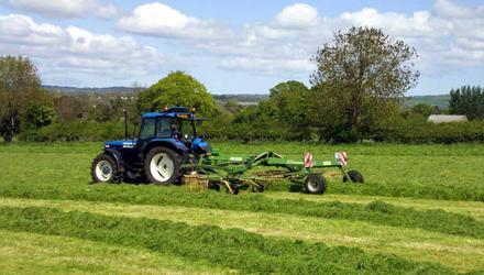 Quality silage is all putting leafy grass into the bales or pit, so the cutting date is vitally important.