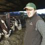Raymond de Vere Hunt with some of his pedigree polled Hereford's at his farm in Dualla, Cashel.