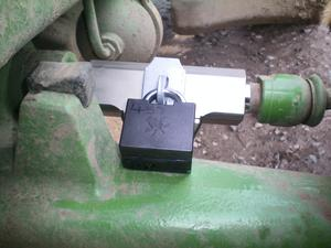 The Watchlock system sends a notification to the machine owner if the system is tampered with by unauthorised users
