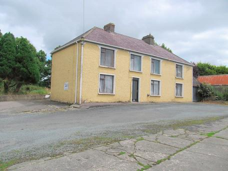 Residence and farm for sale at Cordal, Castleisland