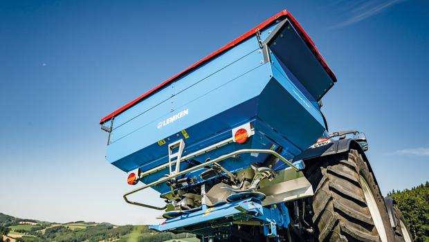 If the spreader vanes are nearing end of their life you should budget for the cost of replacing them of between €350-€450.