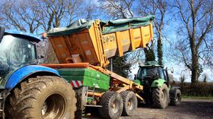 A used spreader that has been looked after and stored properly will still look and perform well.