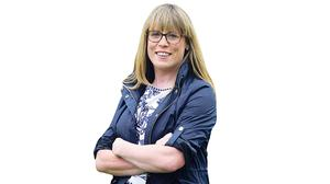 Farming Independent editor, Margaret Donnelly