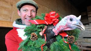 "Fallout: Darragh McCullough says the market for his 20lb Christmas turkeys might evaporate due to the fallout from the Covid-19 crisis: ""If the family gatherings are all 20pc smaller, that's a 20pc smaller bird they'll be looking for."""
