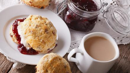 Back to basics: 'I must admit to a recent inexplicable longing for some of the basics I remember from my young life, simple things like the joys of buttered scones with jam'