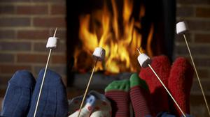 Enjoy the fire in the colder months but remember, we're part of the bigger picture. Photo: Stock image