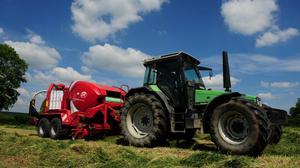 Hit the ground running: There's not much sense in waiting until the last minute to get your silage machinery ready. In particular, examine all belts, chains and other moving parts on round balers.