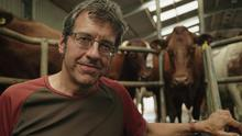 Both barrels: English journalist and documentary maker George Monbiot is making the case for abandoning farming as we know it altogether
