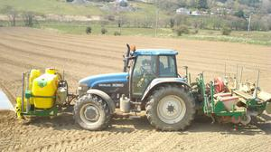 Green divide: Farmers are allowed a carbon tax rebate on their purchases of green diesel, but contractors are not