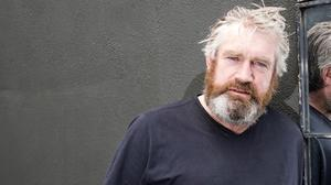 Seamus O'Rourke has traded agricultural building work for a new career as a full-time writer and actor. Photo: Kevin Byrne