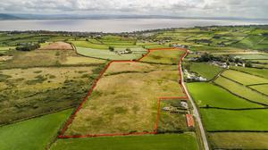This 28.75ac parcel at Gulladoo, Moville sold inline for €282,000 or €9,800/ac to a man working in the US