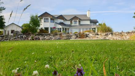 This six-bedroom house on 30ac with a small yard near Castlefarm, Dunmore, Co Galway made €424,000.