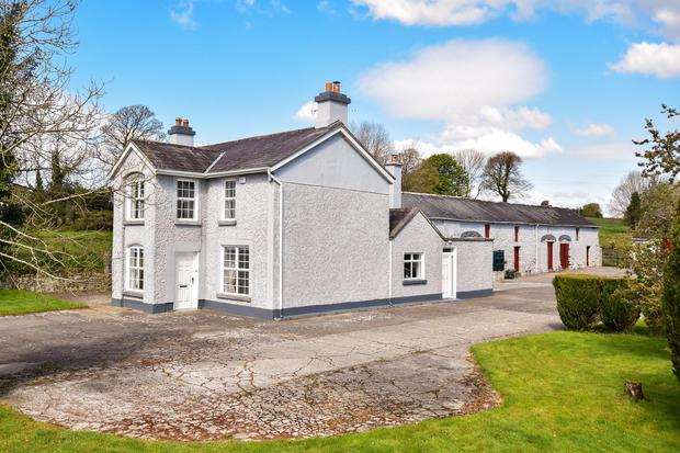 The five bedroom house is in excellent condition